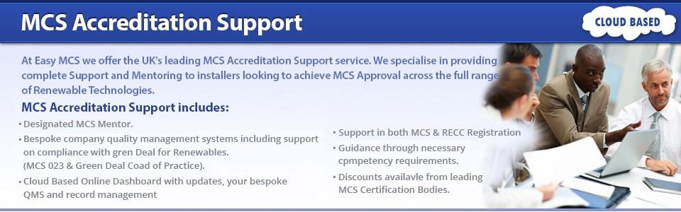 MCS Accreditation